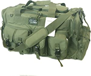 """Nexpak 30"""" Tactical Duffle Millitary Molle Gear Range Bag with Shoulder Strap"""
