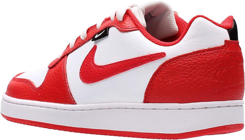 Sotavento Que agradable desvanecerse  Zapatos de Baloncesto para Hombre Nike Ebernon Low Prem Zapatos para hombre  Zapatos y complementos