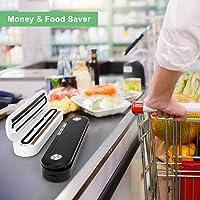 OTU Automatic Food Saver Vacuum Sealer Machine With 10 Bags