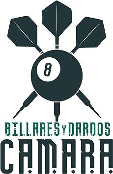 BILLARES Y DARDOS CAMARA Juego de 9 Bolas de futbolín de 34mm de ...