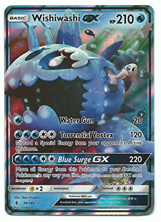 Pokemon Sun & Moon Guardians Rising - Carta holográfica ...