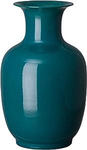 Emissary Home & Garden CJ4184LS vase, Lagoon Speckle