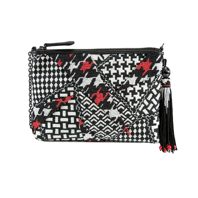 Mary Frances Pattern Play Mini Handbag