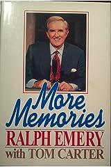 More Memories Hardcover
