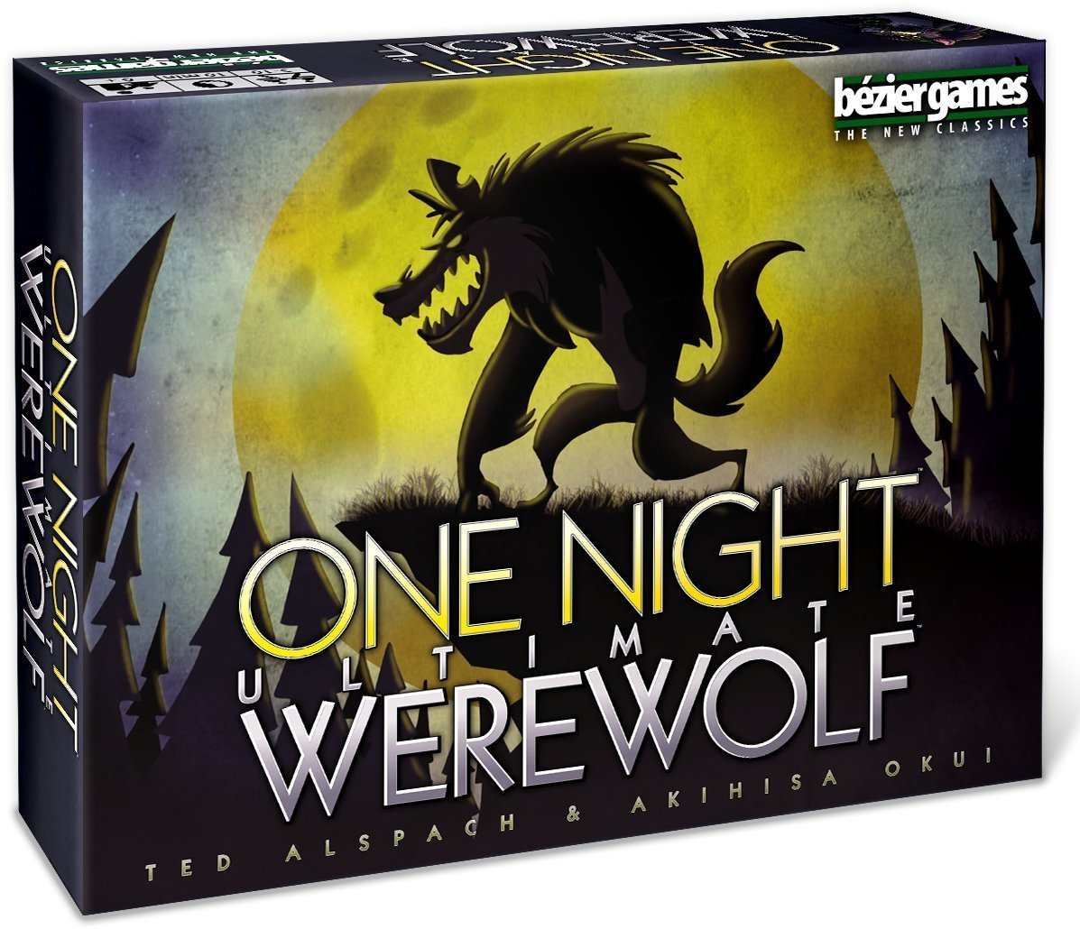 Bezier Games One Night Ultimate Werewolf by Bezier Games (Image #1)