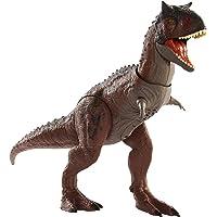 Jurassic World Control N´Conquer Carnotaurus Toro, dinosaurio de juguete para niños y niñas +4 años (Mattel GNL07)