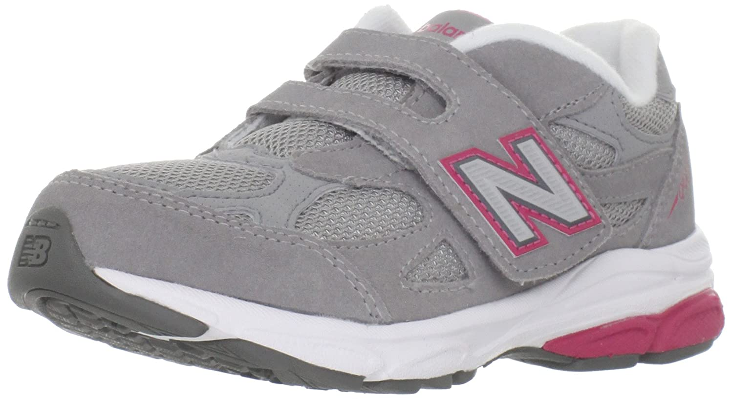 New Balance KV990 Hook-and-Loop Running Shoe (Toddler/Little Kid) KV990 Pre Hook and Loop - K