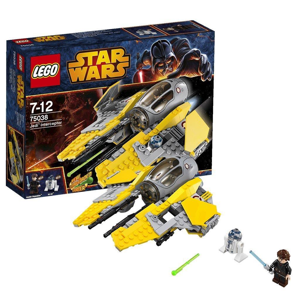 genuina alta calidad LEGO LEGO LEGO Star Wars - Jedi Interceptor (75038)  selección larga