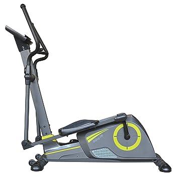 Ausdauertraining SportPlus Crosstrainer Heimtrainer Ergometer mit Trainingscomputer Fitness & Jogging