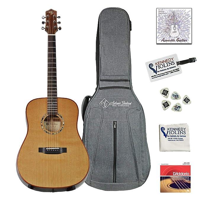 Antonio Giuliani DN-6 Rosewood Steel String Acoustic Guitar