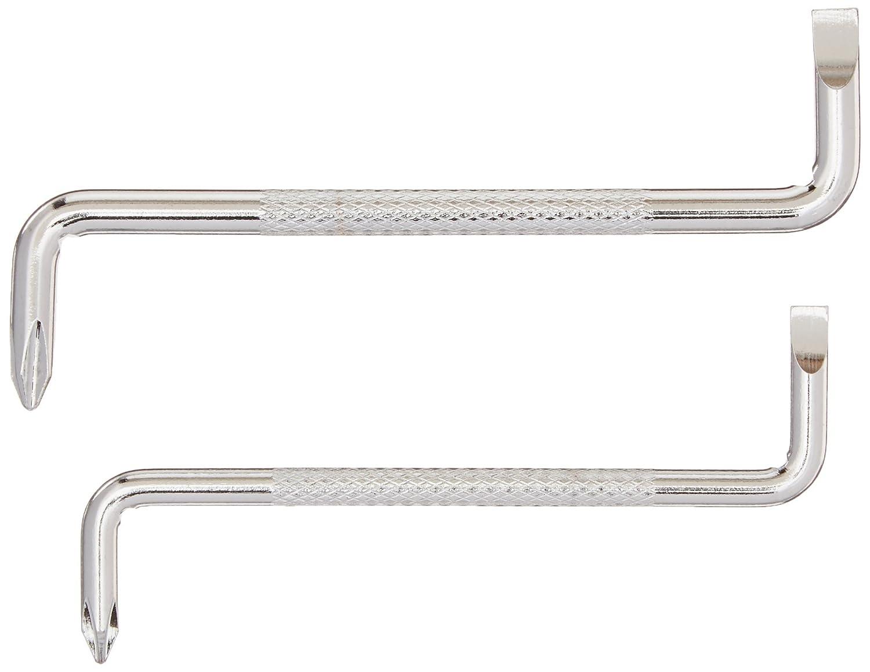 Alpen 854701225100 Hpc End MillSpeedcut 4.0-Universal ER Twindur 2 5x12mm