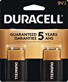Duracell 32059 9V Batteries, pieces of 2 - (Pack of1)
