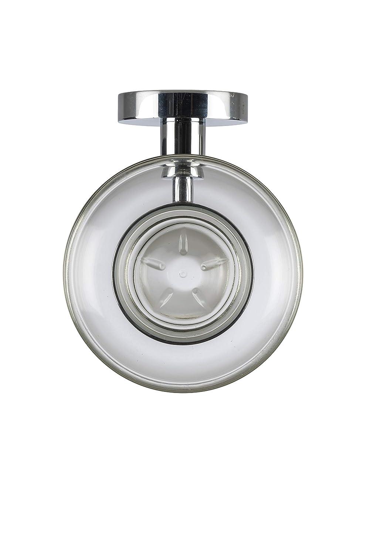 Croydex Flexi-Fix Pendle Estante de cristal para el ba/ño