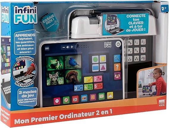 Infinifun Mon Premier Ordinateur 2 En 1 S15500