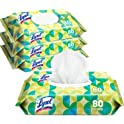 320-Count (4 x 80) Lysol Handi-Pack Antibacterial Disinfecting Wipes