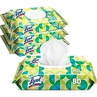 320-Count (4 x 80) Lysol Handi-Pack Antibacterial Disinfecting Wipes