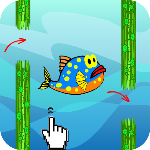 Flappy Butterfly Fish - Cart Archery
