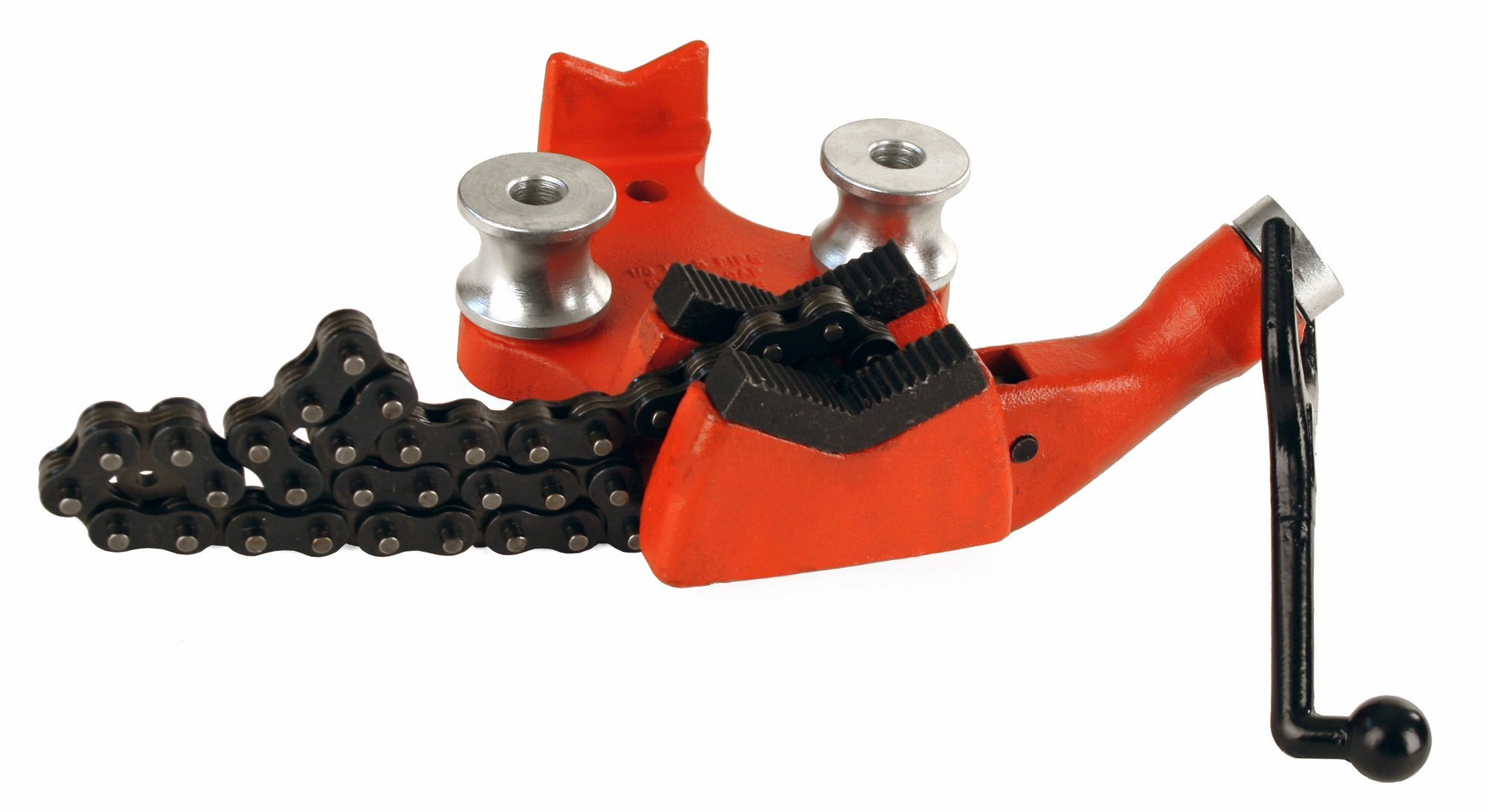 Toledo Pipe BC 610 fits RIDGID 40210 Heavier Duty Screw Bench Chain Vise BC 510 by Toledo Pipe Tools