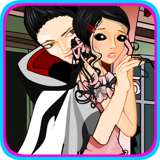 Vampire Couple Dress Up -