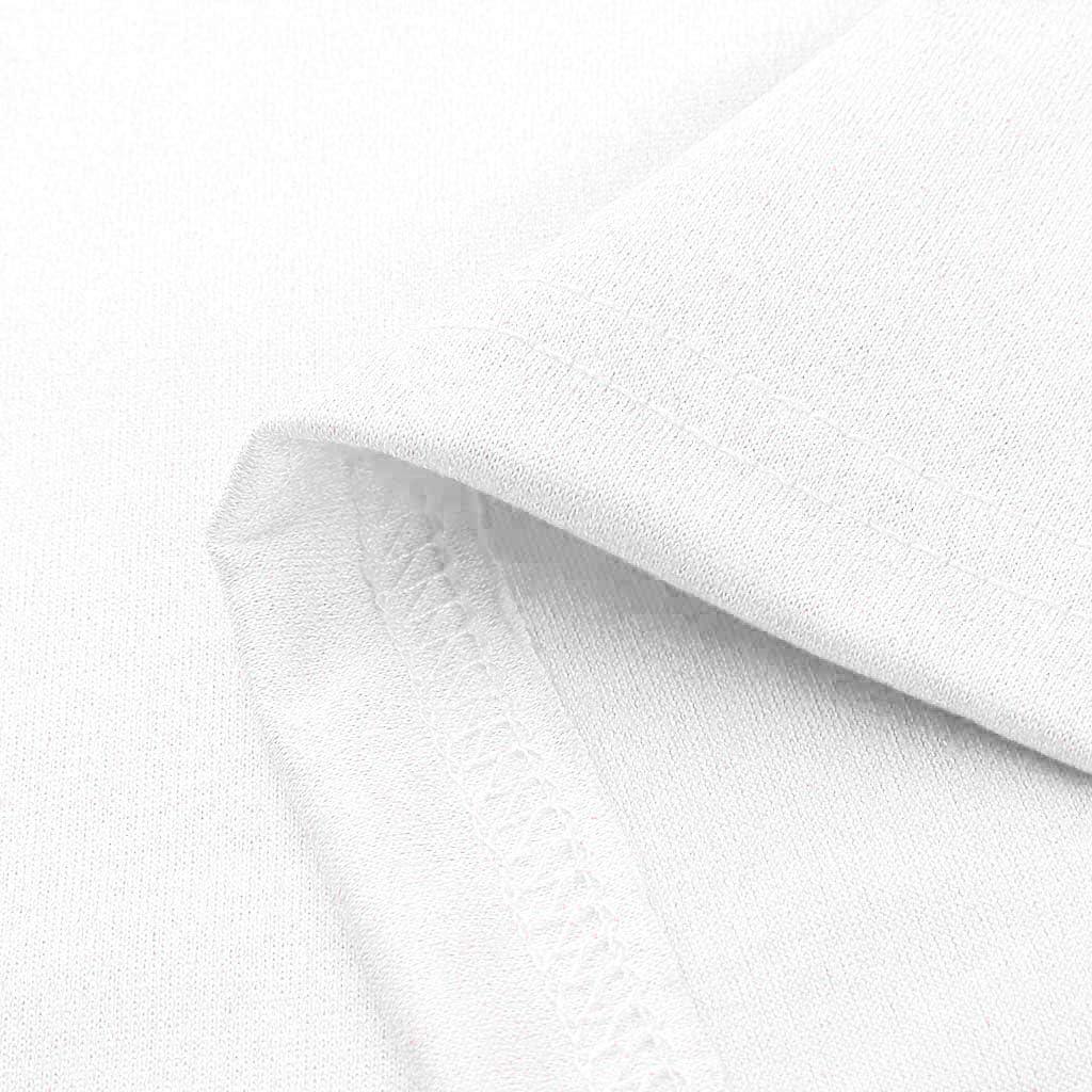 LEXUPA Women Short Sleeve Pregnant Maternity Dress Solid Cartoon Print Skirt