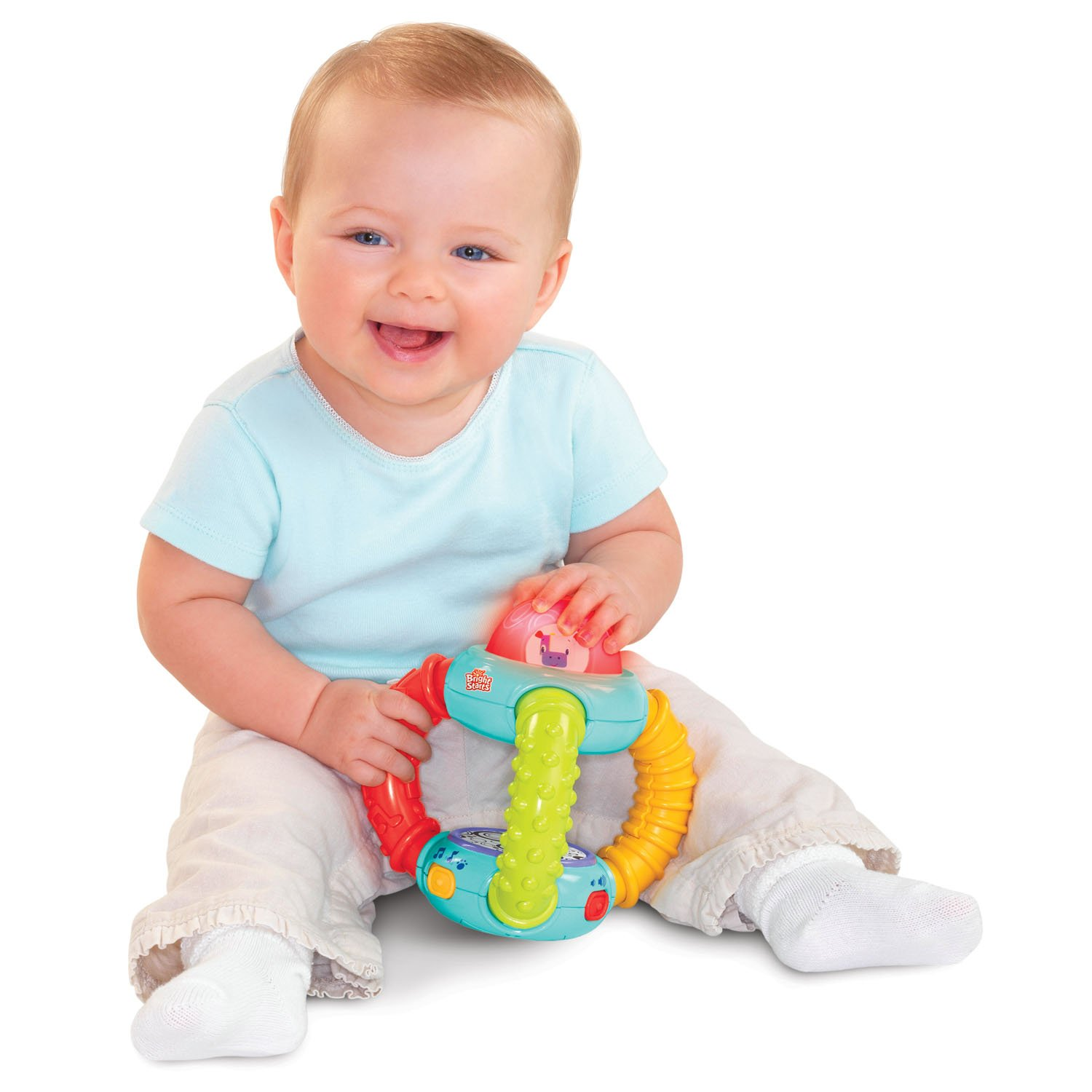 Amazon Bright Starts Little Lights and Music Toy Baby