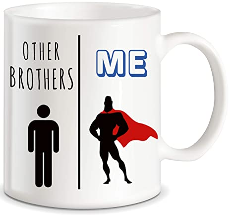 Amazoncom My Brother Vs Other Brothers Funny Gifts For