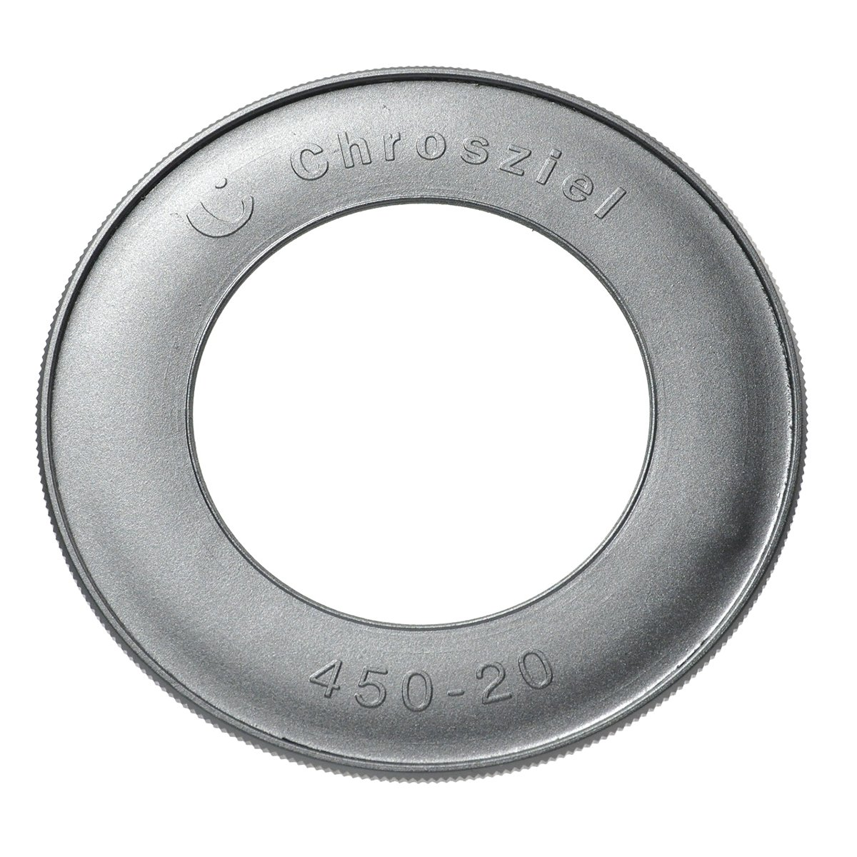 CHROSZIEL C-450-20 Flexi-Ring 110mm for Lenses of 75mm to 98mm Diameter, Use with 450-R21 Matte Box (Black) by Chrosziel
