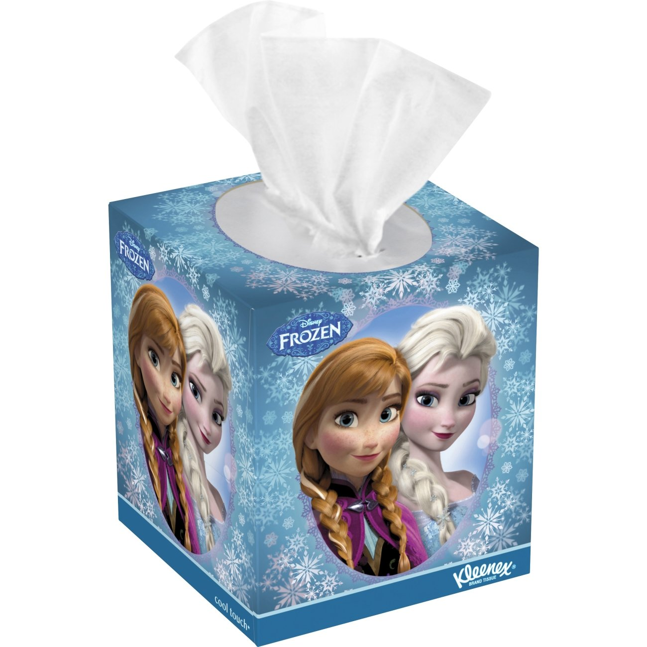 Cool Touch Facial Tissue, 3 Ply, 50 Sheets per Box, 1 per Box (並行輸入品) B006U1JW7K