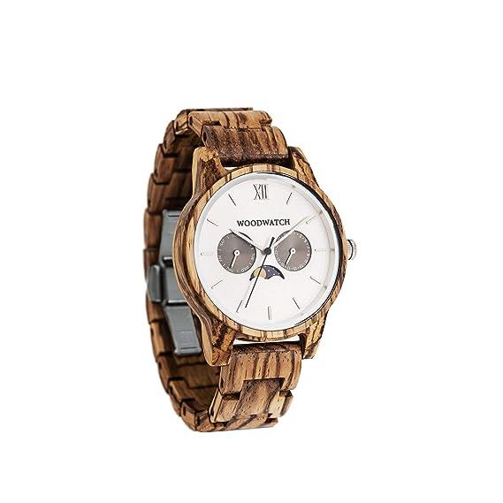 Madera Reloj Mujer Hombre | Camo | Relojes de Madera Natural, Las Oficial Wood Watch