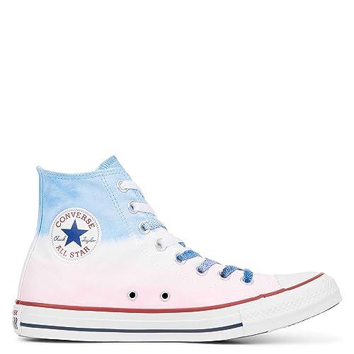 scarpe donna tela converse