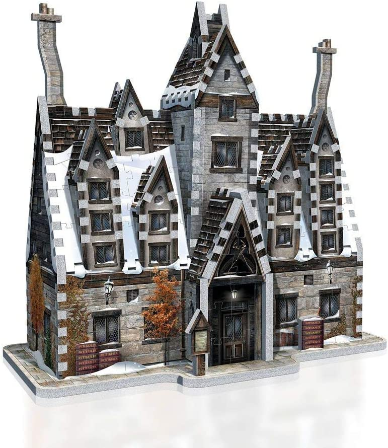 Harry Potte Wrebbit Puzzle 3D The Three Broomsticks Hogsmeade