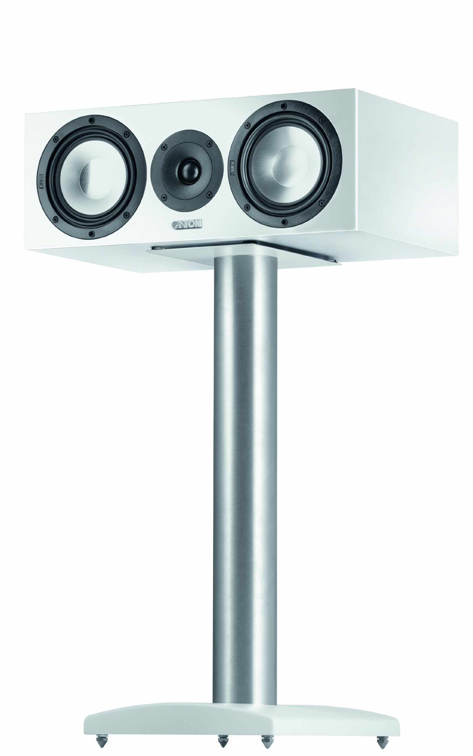 Canton GLE Series 456 Center Speaker - White by Canton