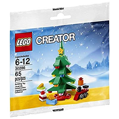 LEGO Creator Christmas Tree 30286, Holiday 2015: Toys & Games