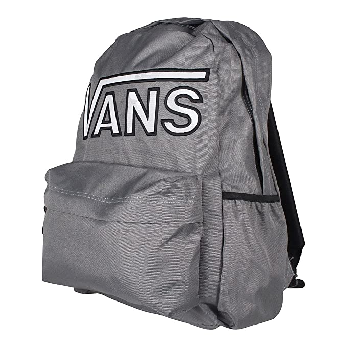 Vans Realm Flying V Backpack Mochila Tipo Casual, 42 cm, 22 Liters, Gris (Pewter Grey/Snow Camo): Amazon.es: Equipaje