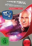 Star Trek - Next Generation - Season 2.2 (3 DVDs)