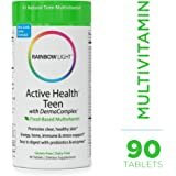Rainbow Light Nutrition, Active Health Teen Multivitamin 90 tabs