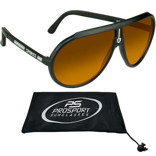 baccbf10f9 Amazon.com  Classic Aviator Blue Blocker Sunglasses with Free ...