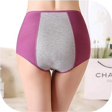 openSesame Bragas menstruales de algodón para Mujer, a Prueba ...