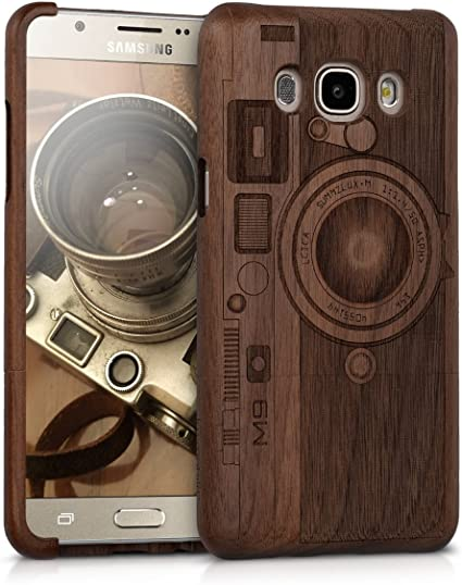 kwmobile Coque Samsung Galaxy J5 (2016) DUOS - Étui de Protection ...