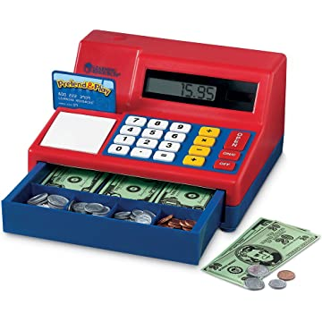 top selling Learning Resources Calculator Cash Register
