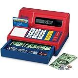 Pretend & Play Calculator Cash Register, 73 Pieces