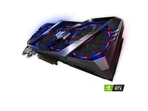 Gigabyte AORUS GeForce RTX 2070 Xtreme 8G Graphics Card