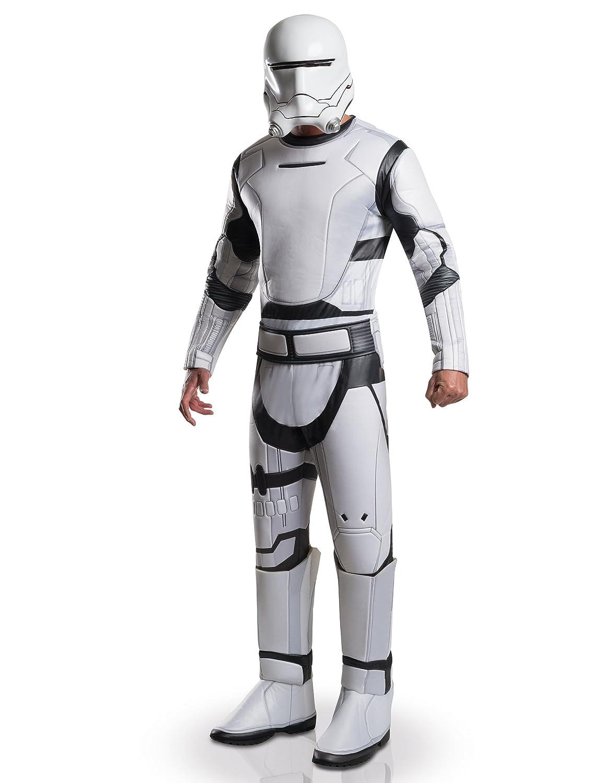 Disfraz adulto Deluxe Flametrooper Star Wars VII XL: Amazon ...