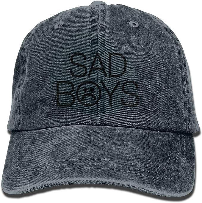 remmber me Sad Boys-01 Cowboy Hat Vintage Chic Denim Gorras de ...