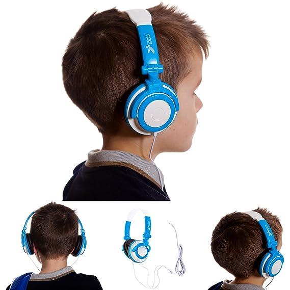 Ultimateaddons Kids Violet Handbag with Blue Headphones for vTech InnoTab  Max  Amazon.co.uk  Toys   Games ed8d590bab30b