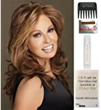 Bundle - 5 items: Spotlight by Raquel Welch Wig, Christy's Wigs Q & A Booklet, Wig Shampoo, Wig Cap & Wide Tooth Comb