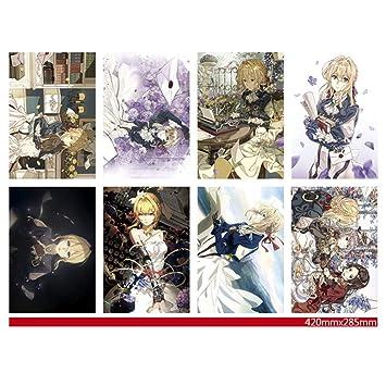 Merchandising & Fanartikel Comics Anime manga 8 Stücke A3 Poster Wand Kunst Haikyuu Haikyuu!