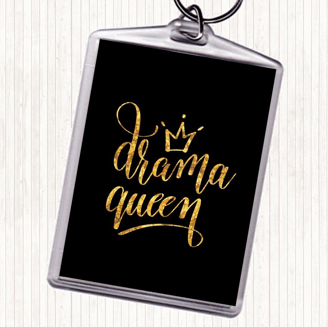 Drama Queen - Llavero con cita: Amazon.es: Oficina y papelería