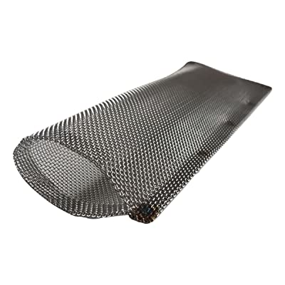 """Wood Pellet Products 9"""" Pellet Smoker Tube. Stainless Steel, Reusable, AMERICAN MADE. Smokes Up To 4 Hours : Garden & Outdoor"""