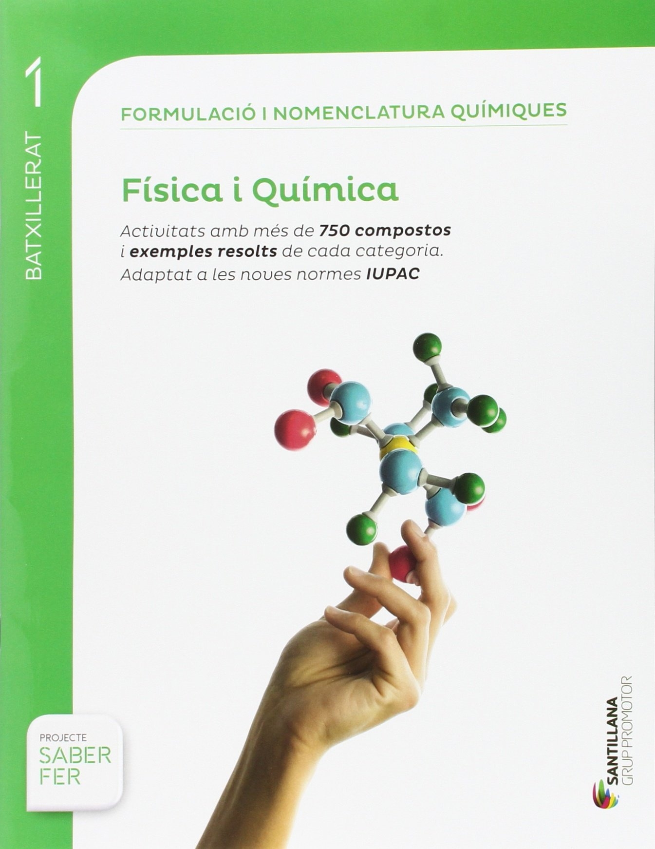 Download (CAT).(16).QUIMICA 1R.BATXILLERAT (SABER FER) ebook